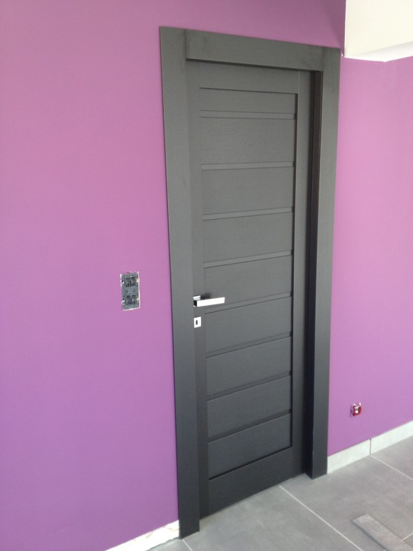 Renovation d 39 une porte interieure sur mesure sur carry le - Renovation de porte interieure ...